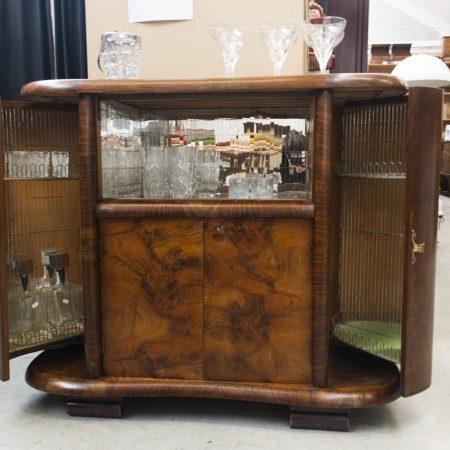 Mobile bar vintage