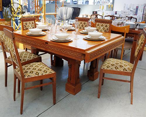 tavolo allungabile con 8 sedie si pu fare