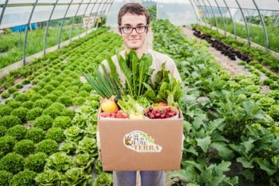 consegna a domicilio di frutta e verdura